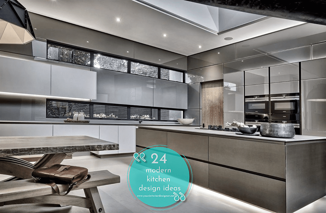 24 Modern Kitchen Decoration Photos Of Beauty That Will Be An Inspiration Your Interior Designer