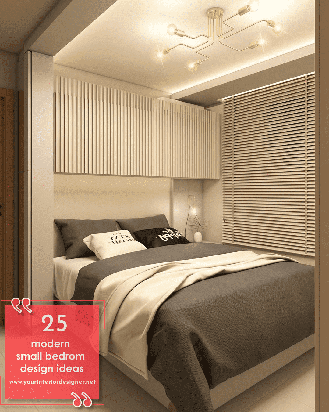 25 Modern And Small Bedroom Ideas For Couples Your Interior Designer